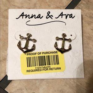 Anna and Ava earrings